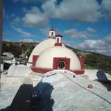 cupulas del templo de tlaxcalita
