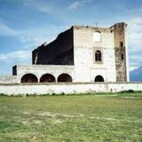 Ex-convento del siglo XVI. Santa María Atlihuetzía, Tlaxcala
