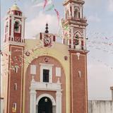 Parroquia de Villa Vicente Guerrero (San Pablo del Monte), Tlaxcala