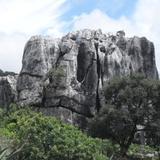 """""""el elefante"""", formación rocosa"""