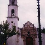 Parroquia del siglo XVI. Ixcateopan de Cuauhtemoc, Gro.