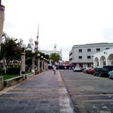 Plaza de Armas de Villahermosa