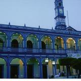 Palacio municipal de la Ciudad de Alvarado, Veracruz.