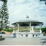 Parque central de Tuxtla Chico, Chiapas