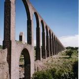 Arcos del acueducto del Padre Tembleque. Tepeyahualco, Hidalgo