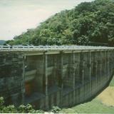 Compuertas de la presa Miguel Alemán. Temascal, Oaxaca