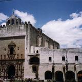 Templo y Ex-convento de San Agustín, siglo XVI. Acolman, Edo. de México