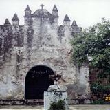 Capilla de la Asunción, siglo XVI. Atlatlahucan, Morelos