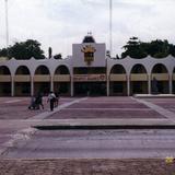 Palacio Municipal de Cancún, Quintana Roo.