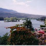 El embarcadero del Río Grijalva. Chiapa de Corzo, Chiapas