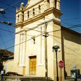 Templo del Calvario, siglo XVII. Comitán de Domínguez, Chiapas