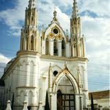 Templo de San José, siglo XX. Comitán de Domínguez, Chiapas