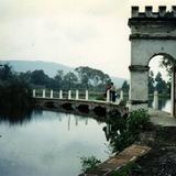 Lago en la Ex-Hacienda de Chautla, Puebla