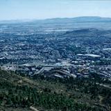 Panorámica de la ciudad de Guadalupe, Zacatecas