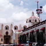 Parroquia de San Luis, siglo XVIII. Huamantla, Tlaxcala