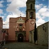 El ex-convento franciscano de San Luis, siglo XVI. Huamantla, Tlaxcala