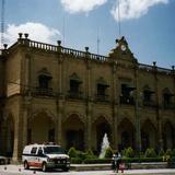 Palacio municipal del siglo XIX. Huichapan, Hidalgo