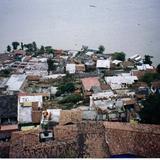 Lago de Pátzcuaro y la Isla de Janitzio, Michoacán