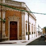 Casa colonial en el centro de la ciudad de Lagos de Moreno, Jalisco