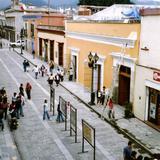 """Andador turístico """"Macedonio Alcalá"""". Oaxaca de Juárez, Oaxaca"""