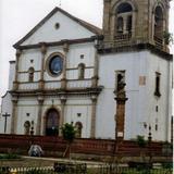 Basílica de Nuestra Señora de la Salud, siglo XVI. Pátzcuaro, Michoacán