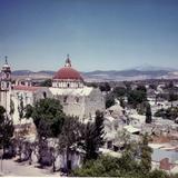 Templo de Santiago Apostol, Siglo XVIII. Tecali de Herrera, Puebla