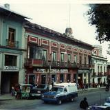 Arquitectura colonial en el centro de Teziutlán, Puebla