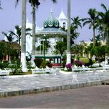 Zócalo de la ciudad de Tlacotalpan, Veracruz