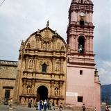 Parroquia del Carmen, siglo XVII. Tlalpujahua de Rayón, Michoacán