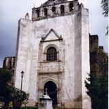 Ex-convento agustino de San Juán Bautista, siglo XVI. Tlayacapan, Morelos