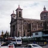 Ex-convento de San Francisco, siglo XVI. Tulancingo, Hidalgo