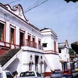Fachada del Mercado municipal. Valle de Bravo, Edo. de México