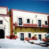 Hotel Mesón del Jobito, construcción del siglo XIX. Zacatecas, Zacatecas