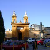 Capilla de 1843 anexa a la catedral de Tulancingo, Hidalgo