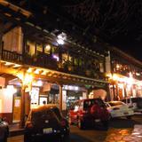 Plaza en Mazamitla