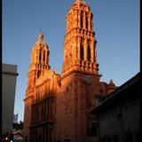 Al rojo vivo.... Torres de catedral