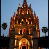 La parroquia mas famosa de Mexico.
