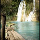 Las fabulosas Cascadas Minas Viejas