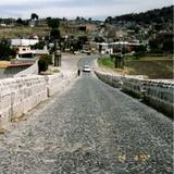 Puente colonial sobre el Río Lerma. Acámbaro, Gto. 2007