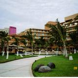 Jardines del Hotel Fiesta Americana. Boca del Río. 2006