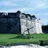 Baluarte y muralla. Campeche, Campeche. 2004