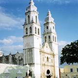 Catedral de Nuestra Señora de la Inmaculada Concepción, siglo XVII. Campeche, Campeche. 2005