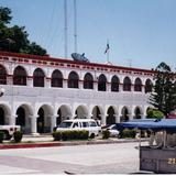Palacio municipal de Chiapa de Corzo. 2004