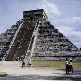 El Castillo (Maravilla del mundo moderno). Chichén Itzá. 2000