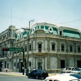 Palacio municipal, construido en 1906. Chihuahua. 2002