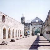 Ex-convento dominico de Santiago Apostol (1555). Cuilapam de Guerrero, Oaxaca. 2005