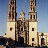 Parroquia de Nuestra Señora de los Dolores (siglo XVIII). Dolores Hidalgo, Gto. 2003