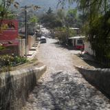El antiguo camino a Necoxtla