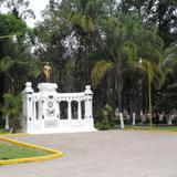 El emiciclo a Juarez