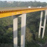 El puente y Barranca Metlac